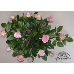 Wiązanka z róż na małym...