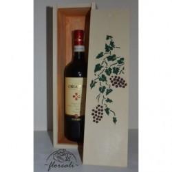 Skrzynka, pojemnik na wino