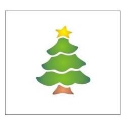 Szablon świąteczny Boże...