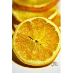 Suszone plastry pomarańczy