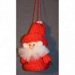 Mikołaj w czerwonej...