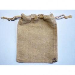 Woreczek z surowej bawełny
