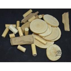 Zestaw drewienek