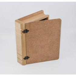 Mały box -  książka z mdf