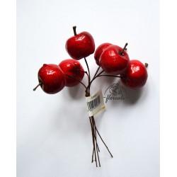 Sztuczne rajskie jabłka na...