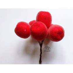 Oszronione rajskie jabłka-...