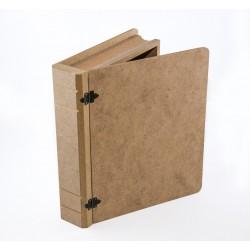 Duży box -  książka z mdf