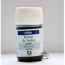 Patyna ciekła - bitum z Judei