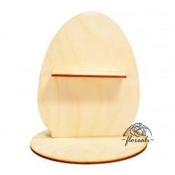 Jajko z półką
